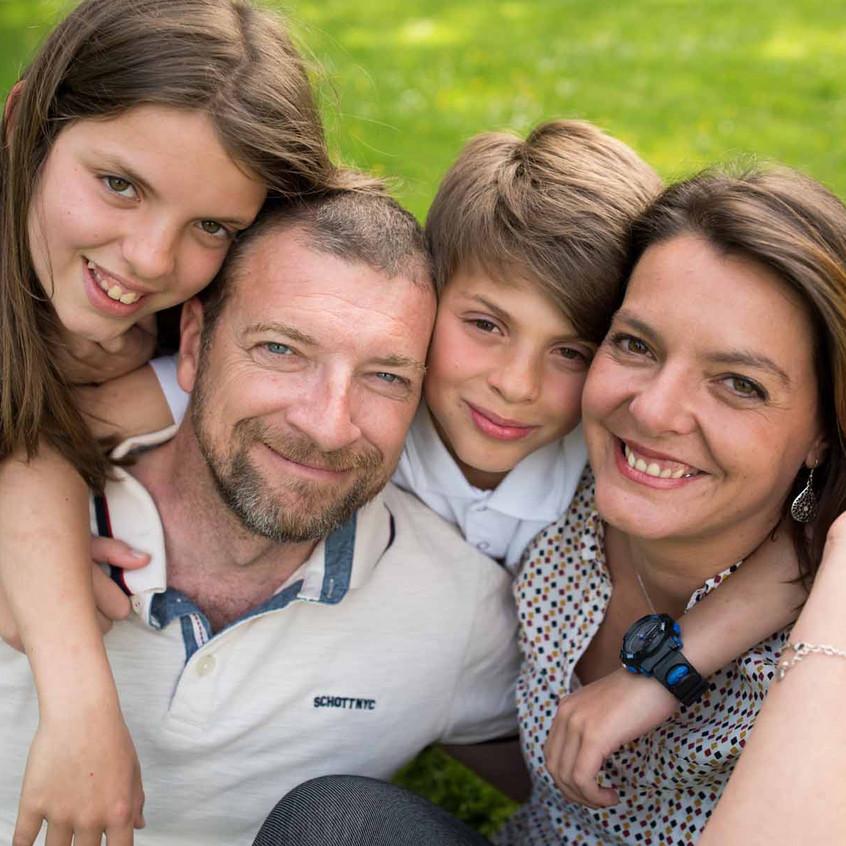 famille - séance photo