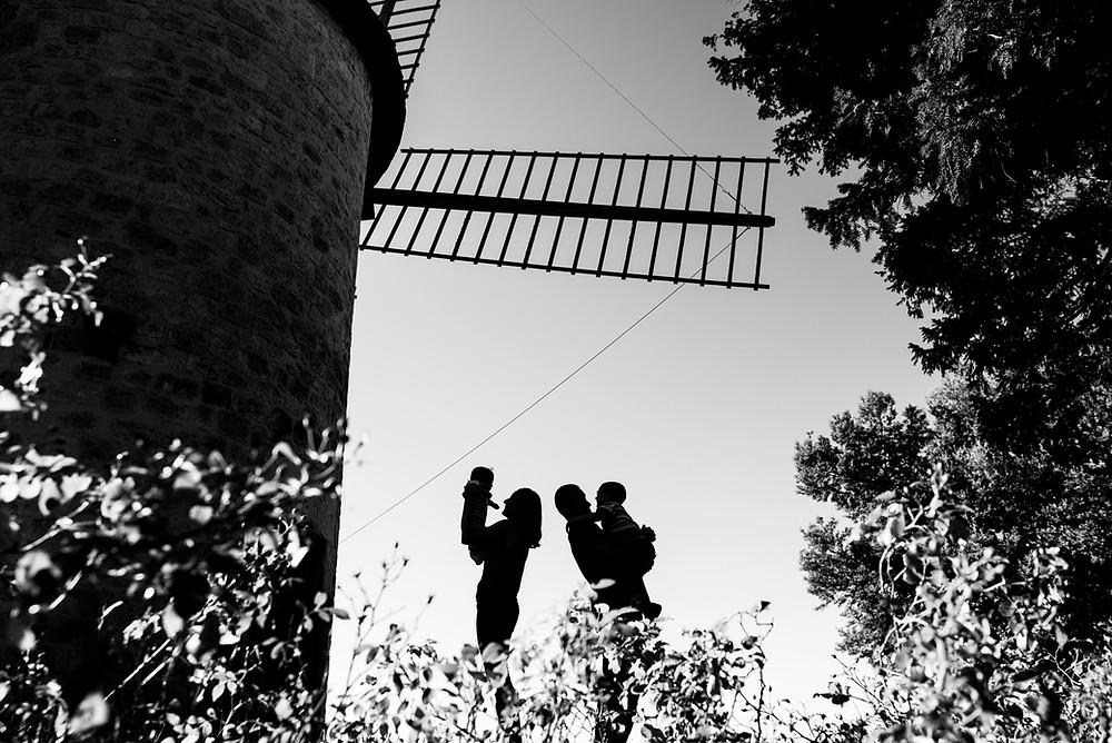 séance photo au moulin de Montpezat d'Agenais