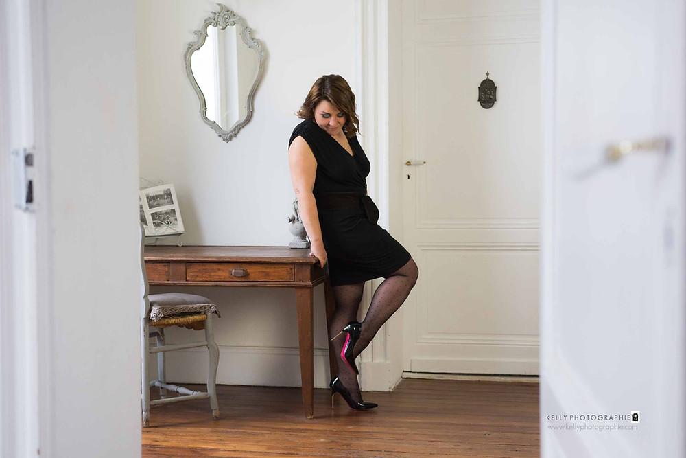 photographe shooting photo challenge femme glamour