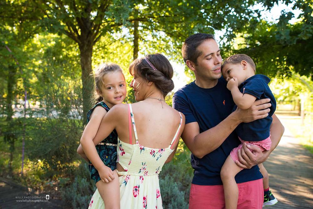 photo famille Agen Boé