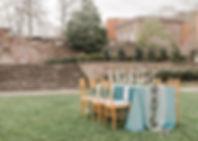 Velvet Wedding Linen