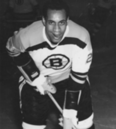 Willie O'Ree Boston Bruins