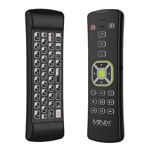 Minix A2 Lite Remote Control Android keyboard