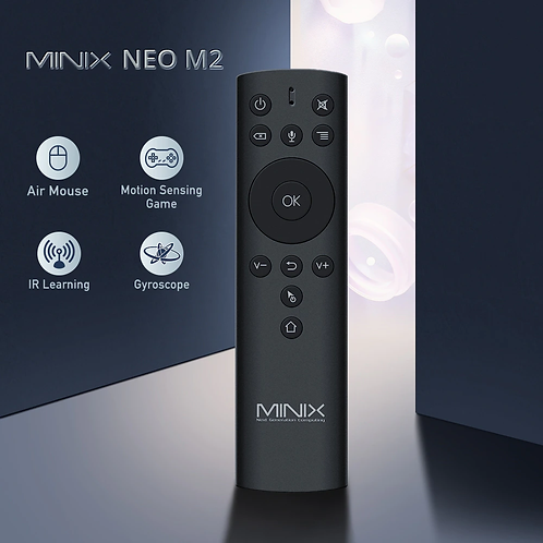 MINIX NEO M2 2.4G Motion Sensing Smart Remote