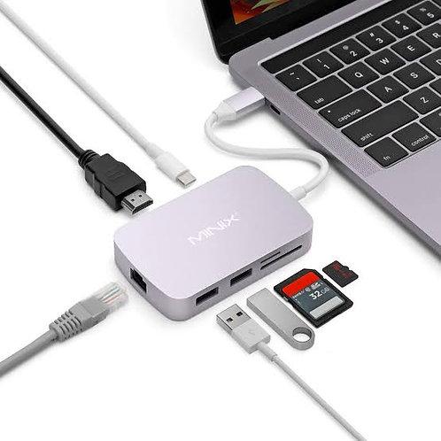 Minix Neo - C - XGR Multi-Port Adapter
