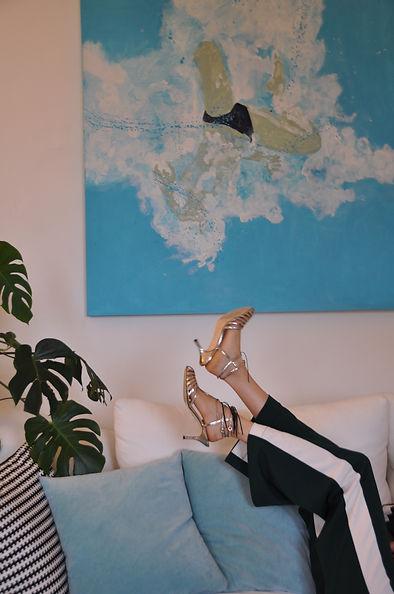 Cabeceo Mina Yuta chaussures cabeceoshoe