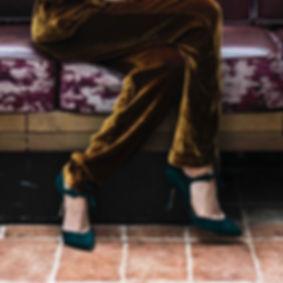 sandales_chaussures_Daphné_vert__Cabeceo