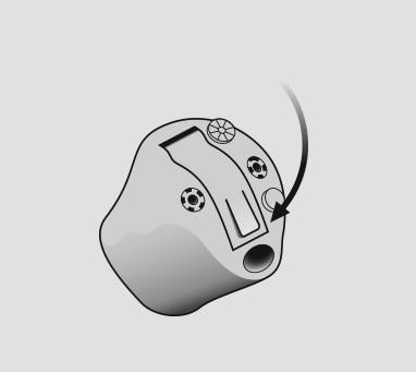 Como ligar e desligar o seu aparelho auditivo