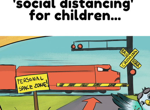 Social Distancing for Children