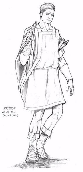 Kristof Al-Rumi (Al-Rumi) Hamzanama Chronicler