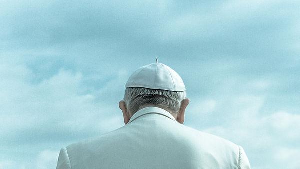 Mann des Glaubens