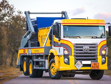 Caçambas: a importância de transportar e descartar corretamente os resíduos da construção civil