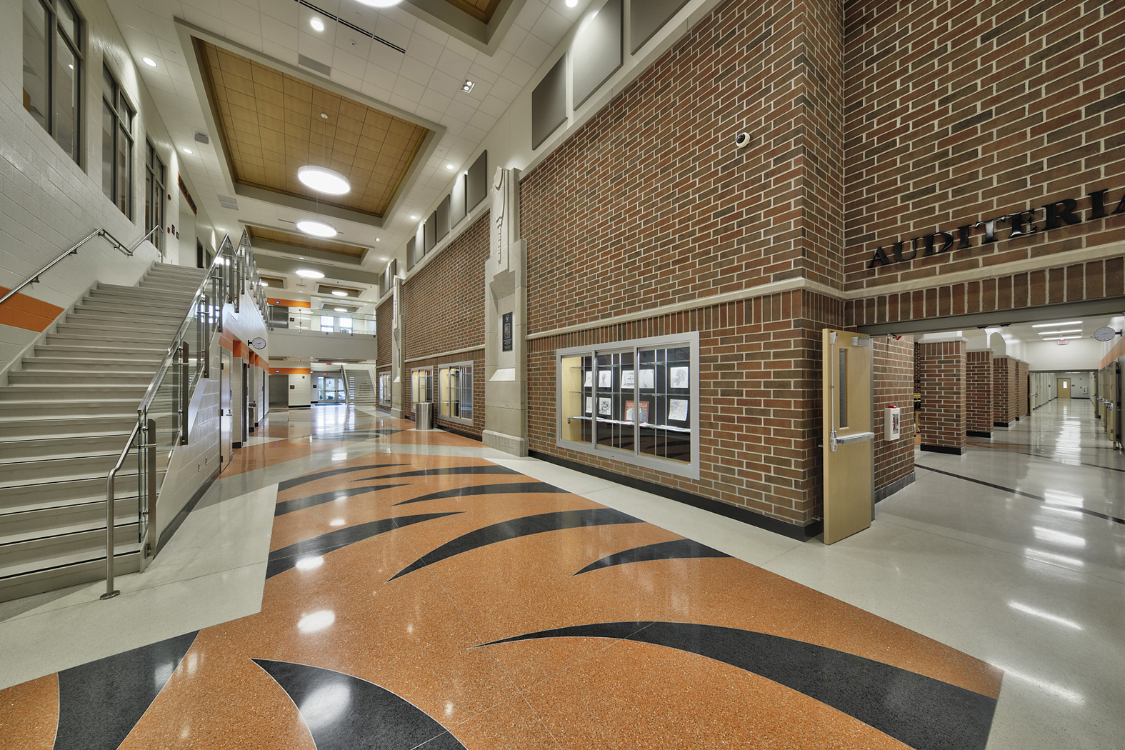 Liberty Center interior photo