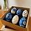 Thumbnail: Madeirové husí kraslice - bílomodré, bílá, modré