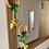 Thumbnail: Slaměné dekorace do bytu - věnečky s vajíčky