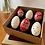 Thumbnail: Madeirové husí kraslice - bílé a červené