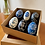 Thumbnail: Madeirové husí kraslice - bílomodré, černé, modré