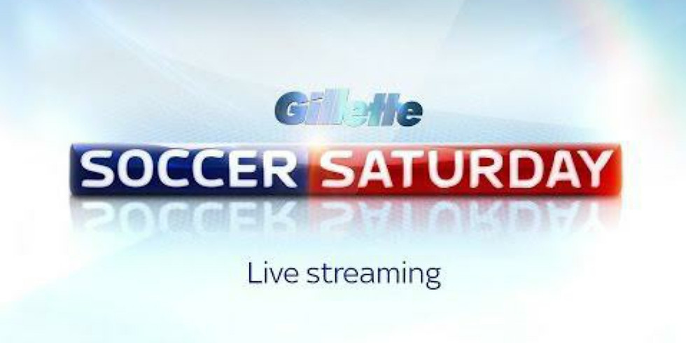 Saturday Session and Premier League Day 11am - 10pm
