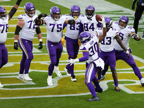 Dalvin Cook Propels Vikings to Victory in Lambeau, Defeat Packers 28-22