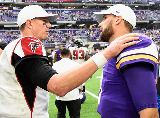 Vikings Abysmal Week 6 Performance Sends Them to 1-5, Loss 40-23 to Falcons