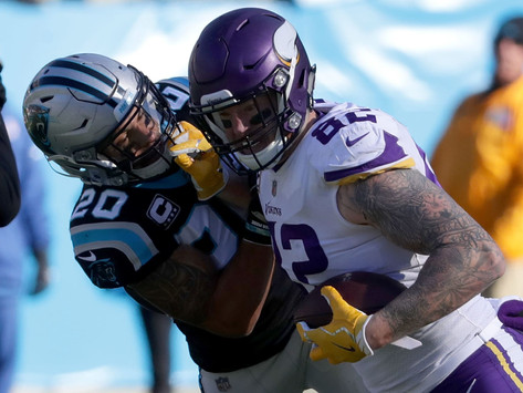 Vikings Look to Get Back in the Winning Column, Host Panthers