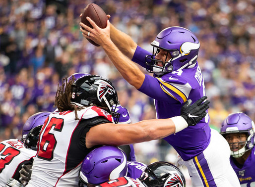 Vikings Week 6 Game in Jeopardy as they host the Atlanta Falcons