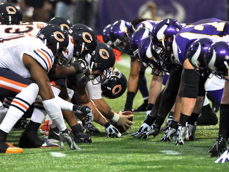 Vikings Host Bears as Playoff Push Intensifies
