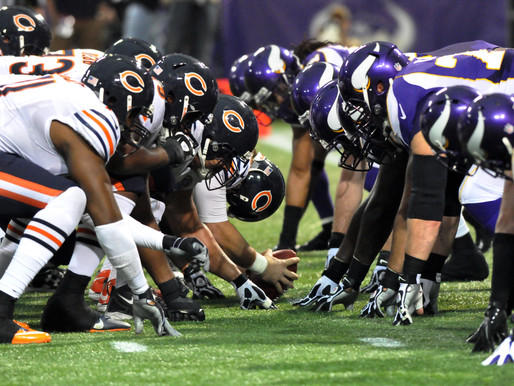 Vikings Host Bears as Playoff Push Intensifies