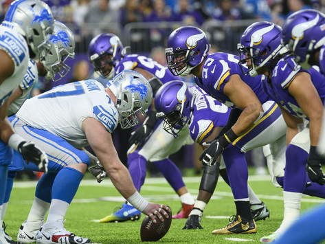Dalvin Cook 'Shakes and Bakes' the Vikings to a Second Straight Victory, Defeat Lions 34-20
