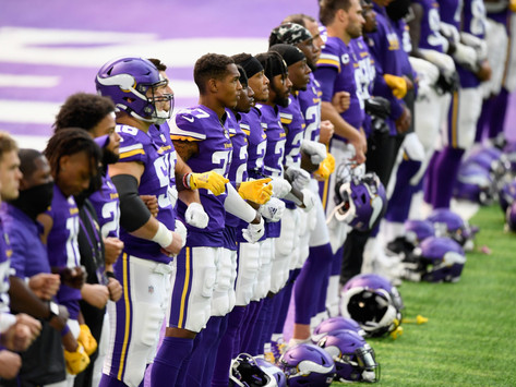 Vikings Looking for First Win as they Head to Indianapolis