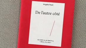 """"""" De l'autre côté """", lecture de Isabelle Lévesque"""