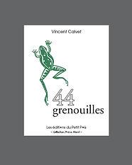 44 grenouillesCalvet