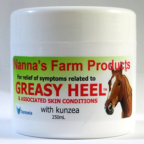 Greasy Heel 250ml