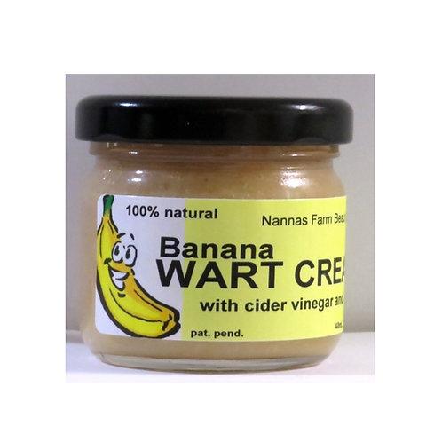 Banana Wart Cream 40ml