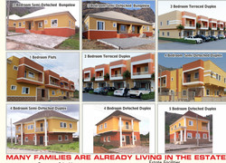 DIFFERENT HOUSE TYPES