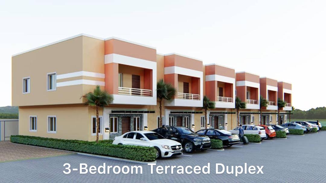 3-BEDROOM TERRACED DUPLEX