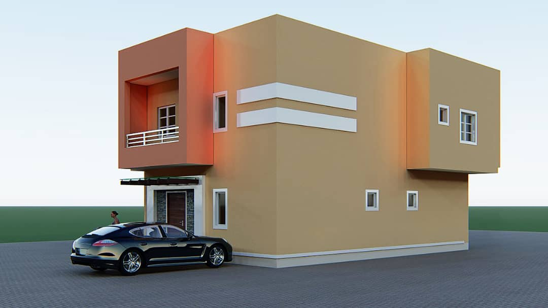 4-BEDROOM DETACHED DUPLEX