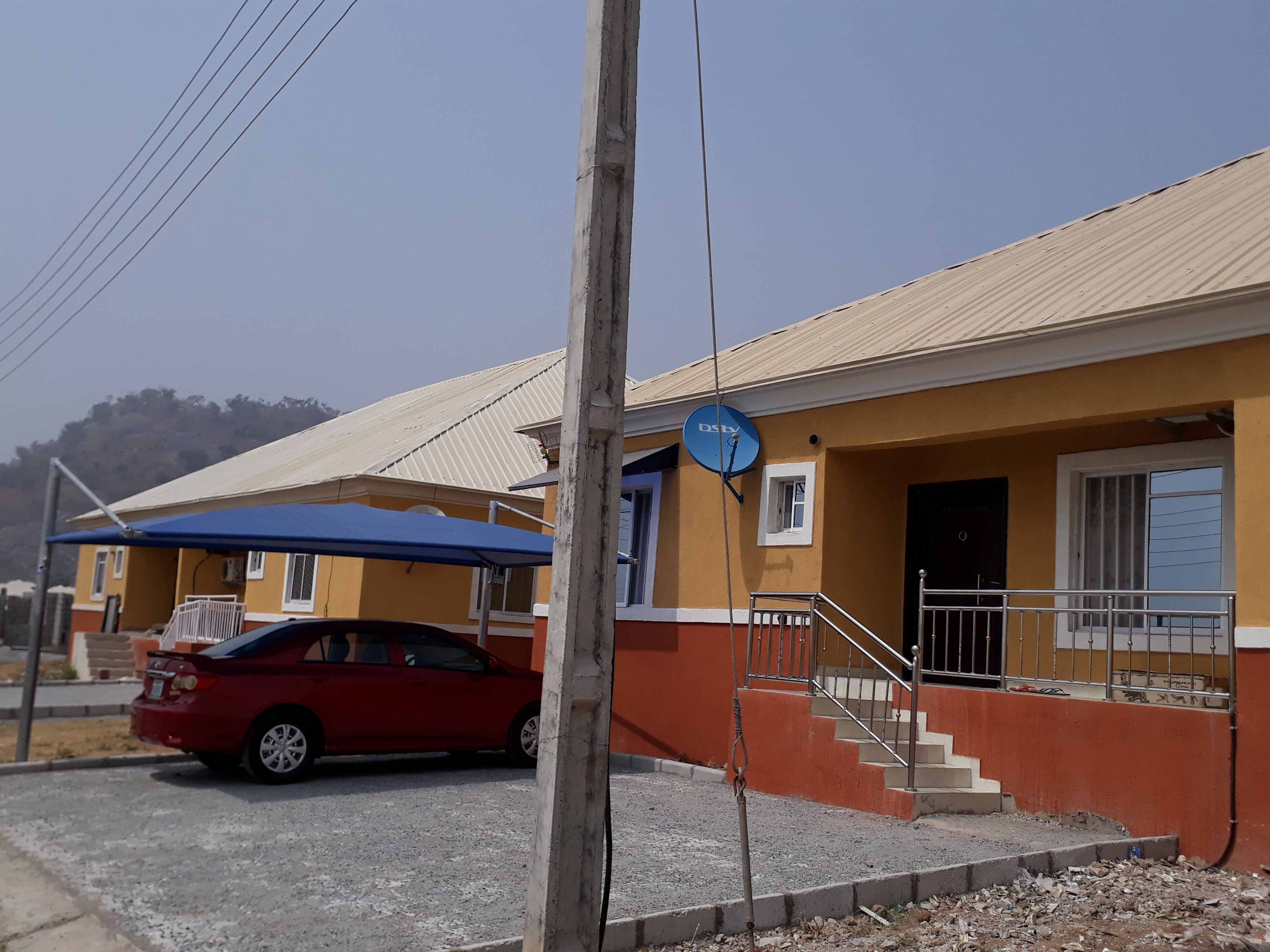 OCCUPIED 3-BEDROOM BUNGALOWS