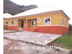 OCCUPIED 2-BEDROOM SEMI-DETACHED BUNGALOW