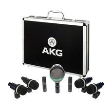 AKG Drum Set Concert 1 七件式鼓組收音麥克風
