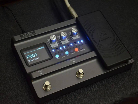 FLAMMA FX100 綜合效果器