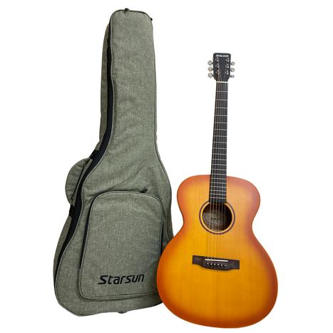 Starsun S1-SOM 雲杉面單版木吉他