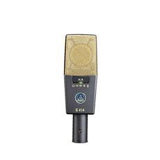 AKG C414XLII 傳奇經典電容式麥克風