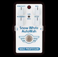 Snow White Autowah(GT/BASS)