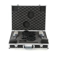 AKG C214 Pair 經典電容式配對麥克風組(2支裝)