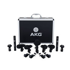 AKG Drum Set Session 1 七件式鼓組收音麥克風