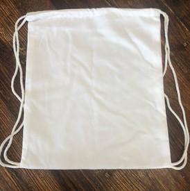 2 high quality white backpacks to spray