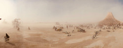 The Temple - Burning Man 2018