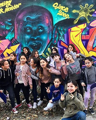 #birthdaymadness #graffitiparty #littlet