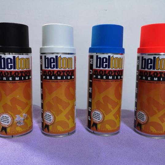 Choice of 3 sprays